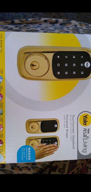 Brand new digital door lock $100 for Sale in Norfolk, VA
