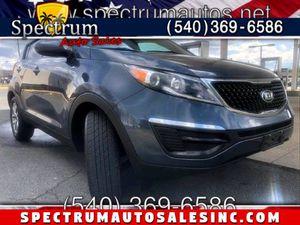 2015 Kia Sportage for Sale in Fredericksburg, VA