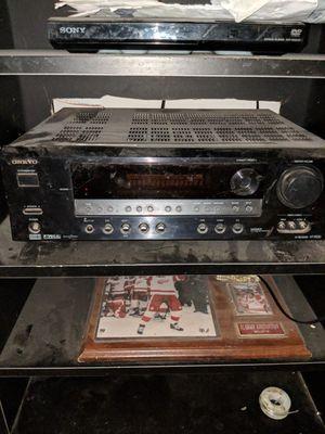 Onkyo ht-r350 for Sale in Utica, MI