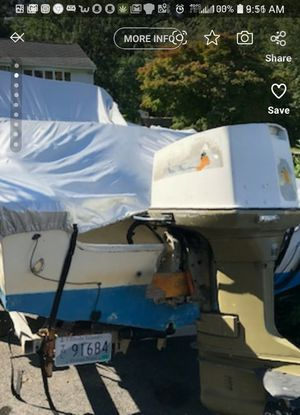 1970 sea ray 15 ft boat for Sale in North Providence, RI