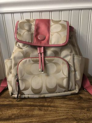 Coach backpack for Sale in Perry Hall, MD