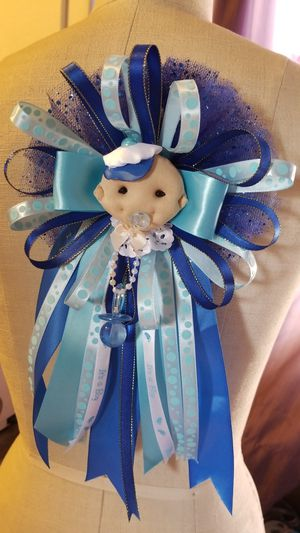 Corsage baby shower boy for Sale in San Diego, CA