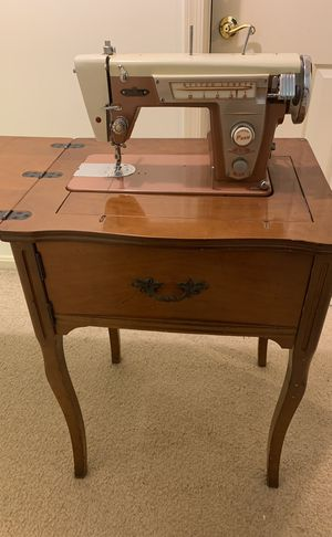 Antique Gimbals Tabletop Sewing Machine for Sale in Silver Spring, MD