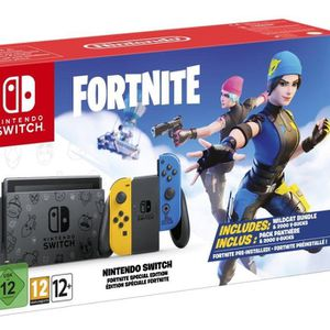Nintendo Switch Fortnite Wildcat Bundle New Unopened for Sale in Alexandria, VA