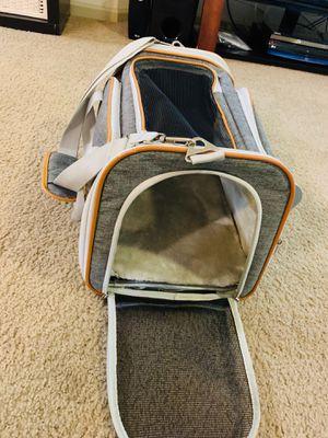 Small dog travel bag $40 for Sale in Alexandria, VA