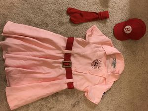 A League of Their Own uniform - Halloween Costume for Sale in Austin, TX