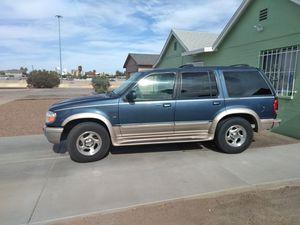 1998 Ford Explorer Eddie Bauer edition for Sale in Phoenix, AZ