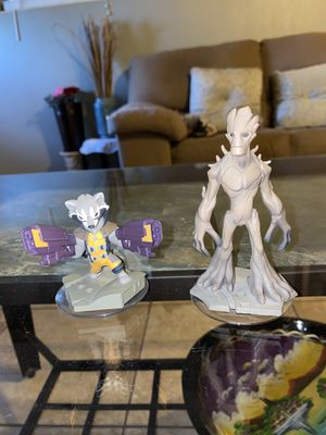 Guardians of the galaxy Disney infinity 3.0 for Sale in Haines City, FL