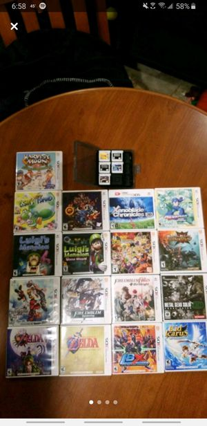 3DS Games Lot for Sale in Frederick, MD