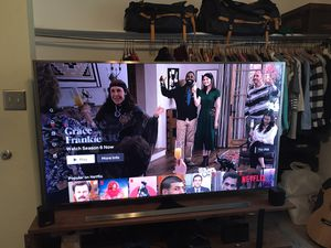 """Samsung 4K suhd smart tv 65"""" for Sale in Denver, CO"""