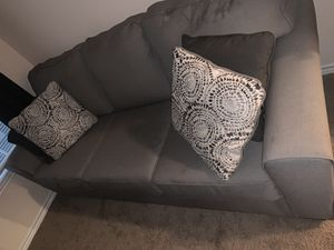 Couch With 4 Pillows for Sale in Round Rock, TX