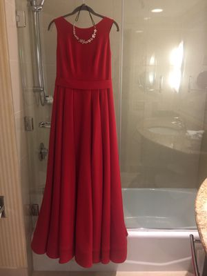 Red dress for Sale in SeaTac, WA