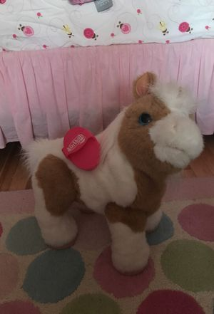 Furreal Friends Butterscotch Pony great working condition for Sale in Rolling Meadows, IL