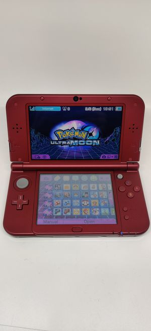 New Nintendo 3DS XL (Modded) 128 GB for Sale in Hialeah, FL