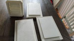 Jumbo mounts whole set 40.00 for Sale in Morristown, NJ
