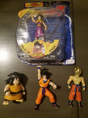 Dragon Ball Z Figurines for Sale in Fresno, CA