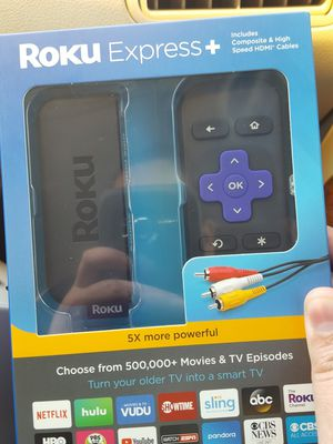 Roku Plus *unopened for Sale in Cocoa, FL