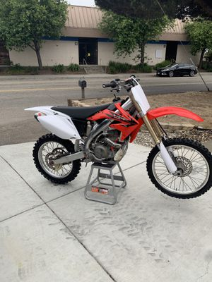 2006 Honda CRF450R for Sale in Grover Beach, CA