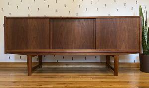 Mid Century Danish Modern - Teak Credenza for Sale in Portland, OR
