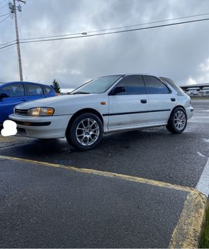 Subaru Impreza (94) Manual drive for Sale in Federal Way, WA