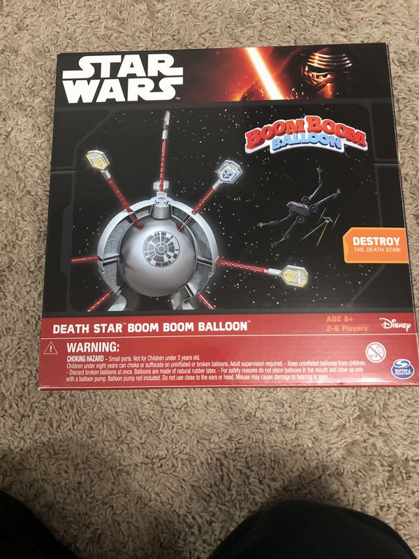 Star Wars game ( non negotiable)
