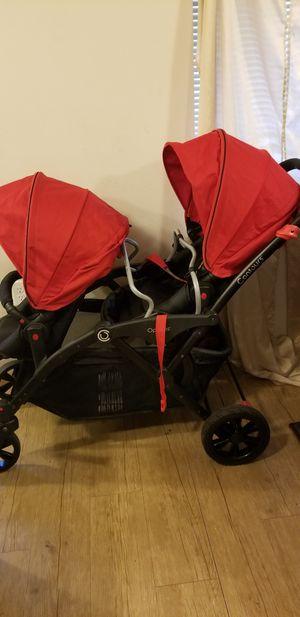 Contours double jogging stroller OBO for Sale in Everett, WA