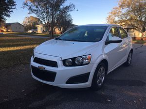 Chevy Sonic, manual transmission for Sale in Inman, SC