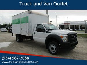 2015 Ford Super Duty F-550 DRW for Sale in Hollywood, FL