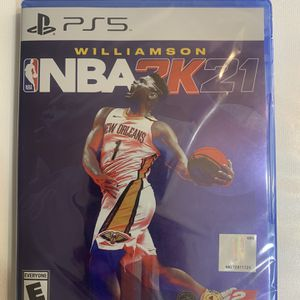 NBA 2K21 BRAND NEW for Sale in Pacifica, CA
