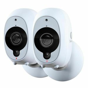 Pack of 2 Swann Smart Security Wireless 1080p Camera SWWHD-INTCAMPK2 for Sale in Palm Springs, CA