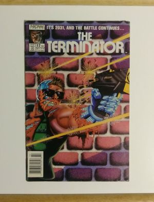 The Terminator Comic for Sale in Guadalupe, AZ