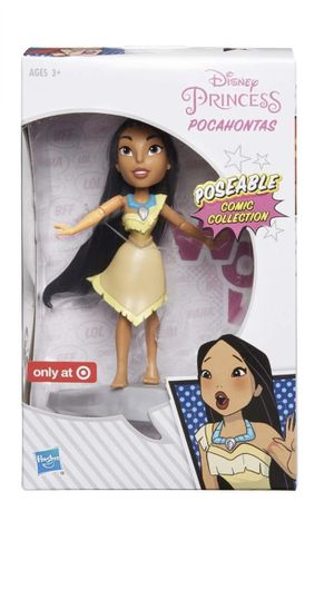 Hasbro Disney Princess - Pocahontas - Poseable Comic Selection - Collectable for Sale in Durham, NC
