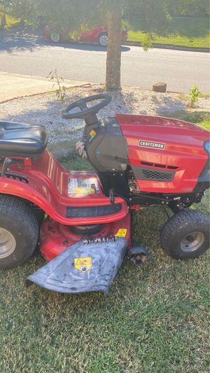 Lawn tractor 46 in deck for Sale in Virginia Beach, VA