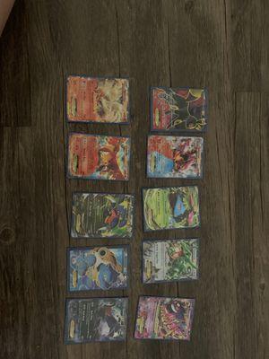 10 pokemon ex cards for Sale in Tempe, AZ