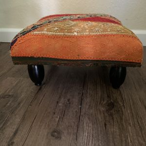 Boho Footstool for Sale in Spring Valley, CA