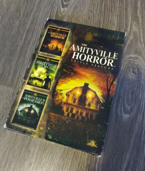 The Amityville Horror Triple Feature for Sale in Tempe, AZ