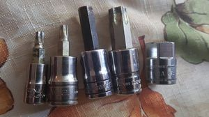 Snap on sockets tools for Sale in Marysville, WA