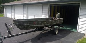 12 FT Duck Boat for Sale in North Oaks, MN