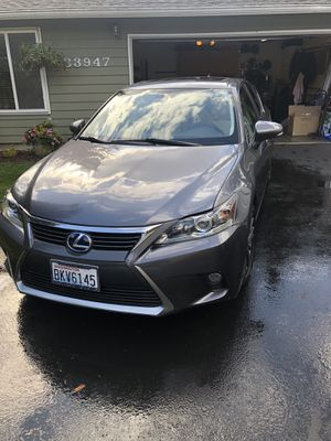 2015 Lexus CT 200h for Sale in North Bend, WA