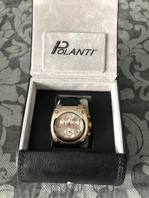 Polanti Watch in Excellent Condition! for Sale in Washington, DC