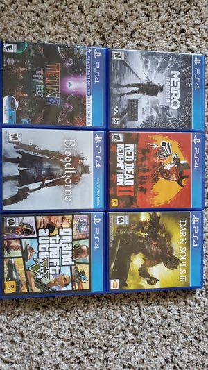 PS4 Games for Sale in Medford, OR