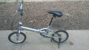 Folding bicycle for Sale in Columbus, OH