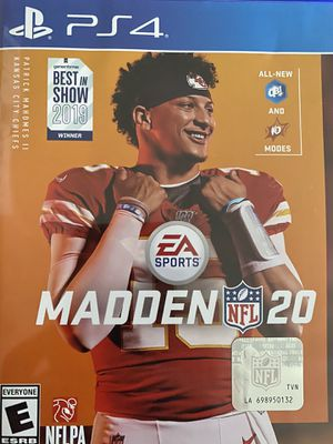 Brand new madden 20 for sale for Sale in Dundalk, MD