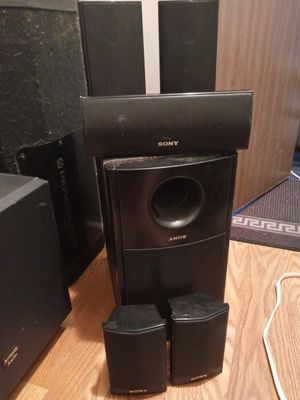 Sony surround sound for Sale in Greenville, SC
