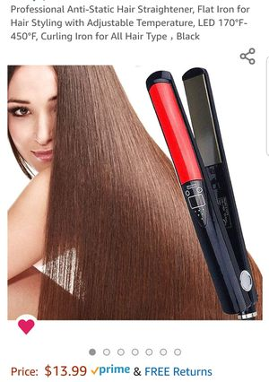 Hair straightener for Sale in Clinton, MD