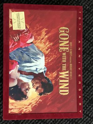 Gone with the Wind - 70th Anniversary Box Set for Sale in Virginia Beach, VA