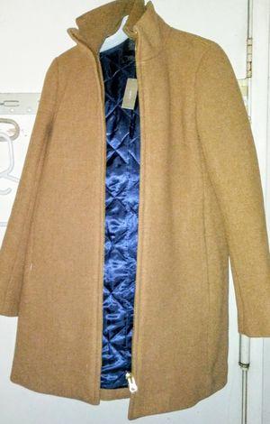 J. CREW Italian Stadium Cloth Nello Gori Wool Women's Coat for Sale in Pleasant Hill, CA