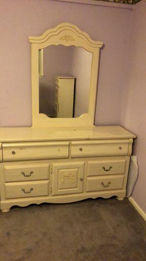 Child's white furniture for Sale in Wheaton-Glenmont, MD