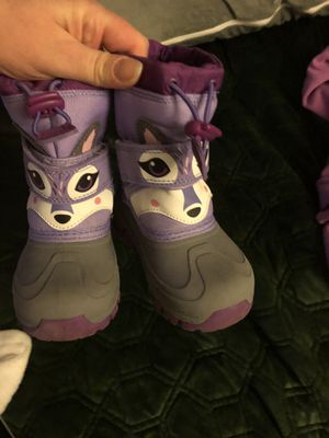 Little Girl / Toddler Boots - Size 8 for Sale in Lynnwood, WA