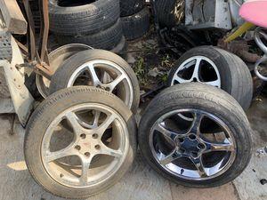 Corvette c5 wheels for Sale in RANCHO SUEY, CA